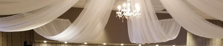 Ceiling Drapery