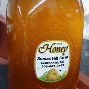 Sumac Hill Farm Honey - Pure & Organic