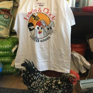 Lewis & Cluck Official Merchandise T-Shirts