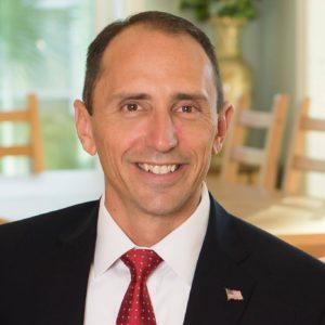 Joe Meek Crystal River Mayor Elect