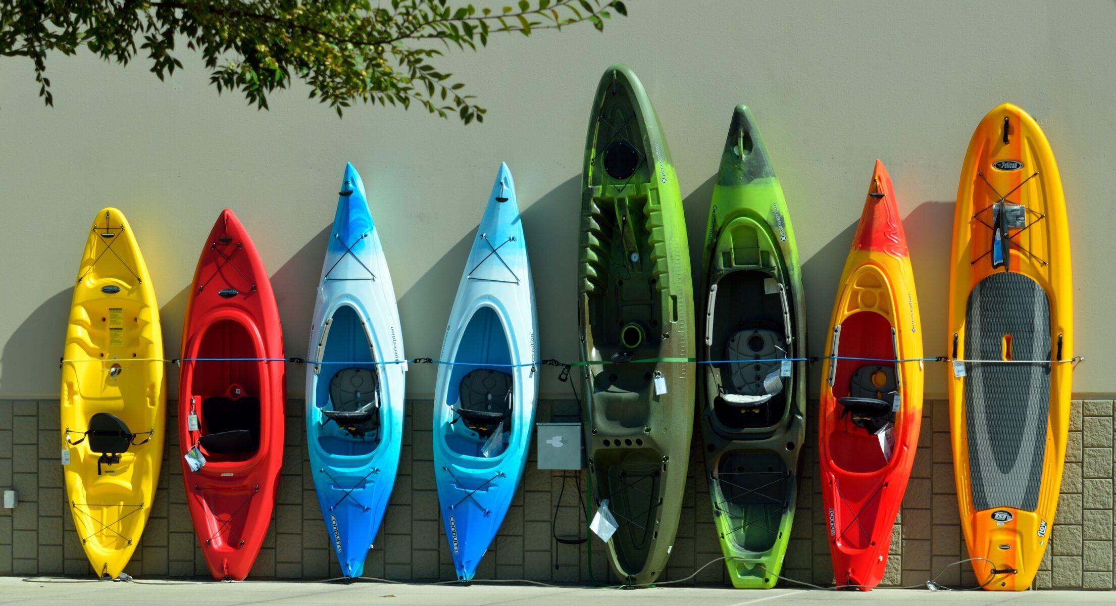 Eco Friendly Kayak Water Sport Boat