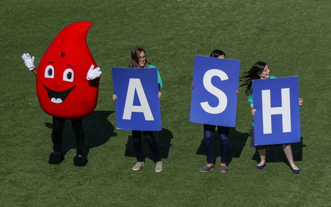Trainees Strengthen Their Drive for Hematology at ASH-a-Palooza!