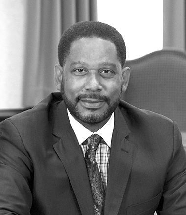 """<p>Jeffrey A. Johnson Sr., senior pastor of Eastern Star Church. Eastern Star Church The ROCK Initiative and The Mind Trust have partnered to positively impact education on the city's east side.</p> <p>""""><figcaption class="""