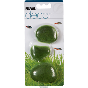 Fluval Decor Moss Stones Small w h