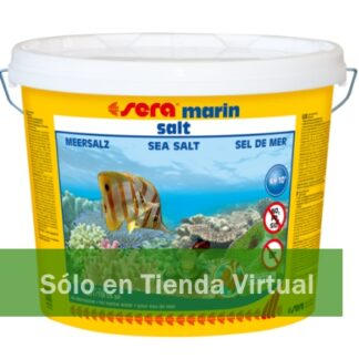 sal marina sera marin salt, formato balde de 20 kgs