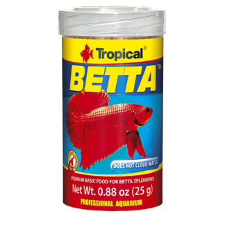 Betta hojuelas 100ml - Tropical