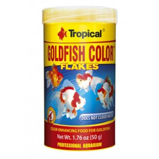 Goldfish Color Flakes - Tropical