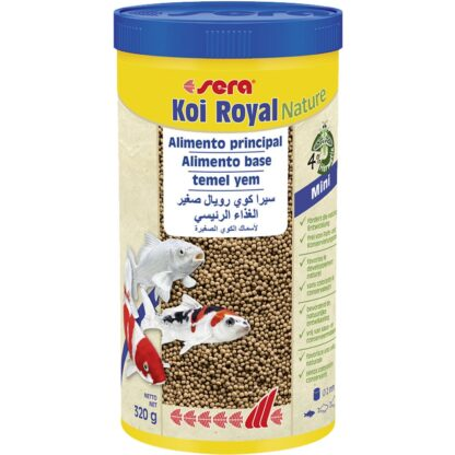 Sera Koi Royal Mini 1.000ml
