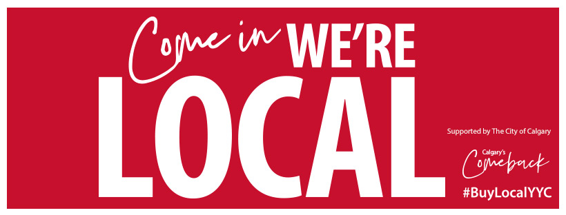 We're Local