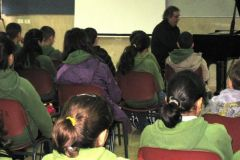 Chopin at Mutran School