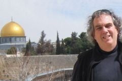 At Dome of the Rock and Western Wall, Jerusalem