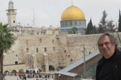 Western Wall, Dome of the Rock
