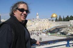 At Western Wall, Jerusalem