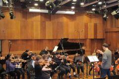 Steinmetz rehearsal