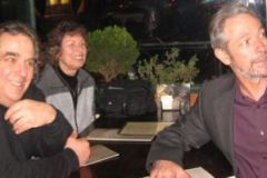 Dinner with Michael Klinghoffer