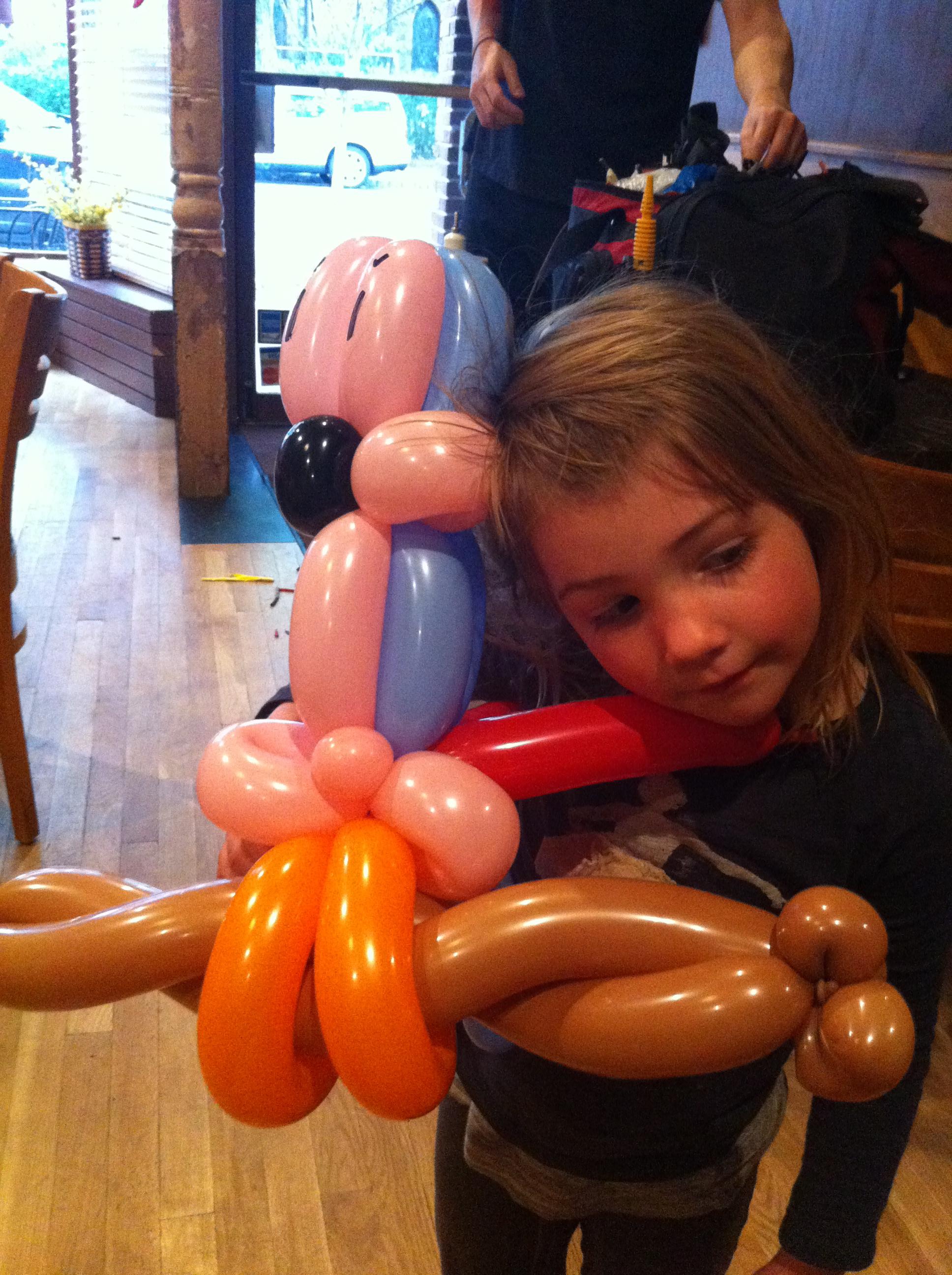 Balloon Night!