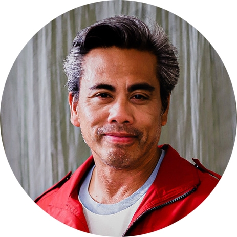 Vince Duque, founder of Stay On Your Path, a high performance, life coaching method