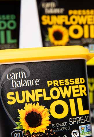 Sunflower Oil Container