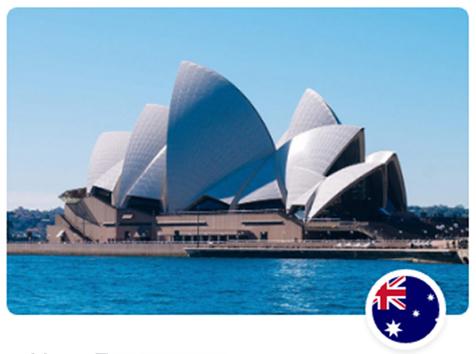 australia - anz visa services