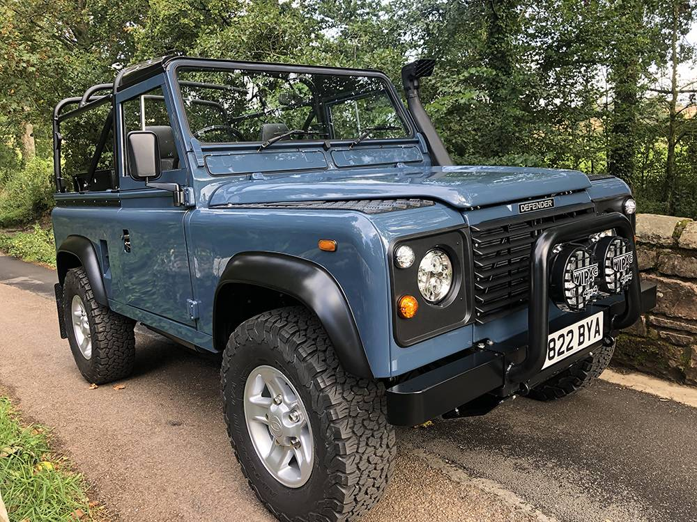 Land Rover Arles Blue 90 85 1