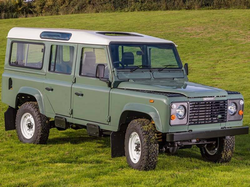 Landrover Defender 110 CSW 3 a