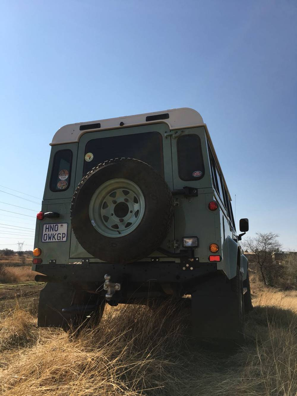 Landrover Defender 110 CSW 5 a8