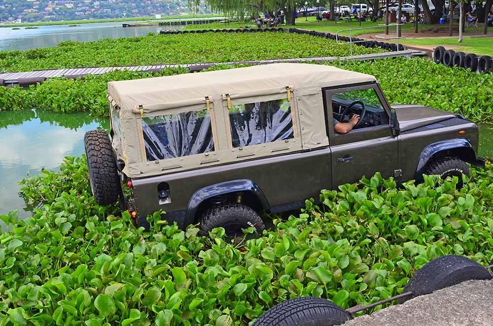 TATC D110 beachcomber 10 Seat bronze 44