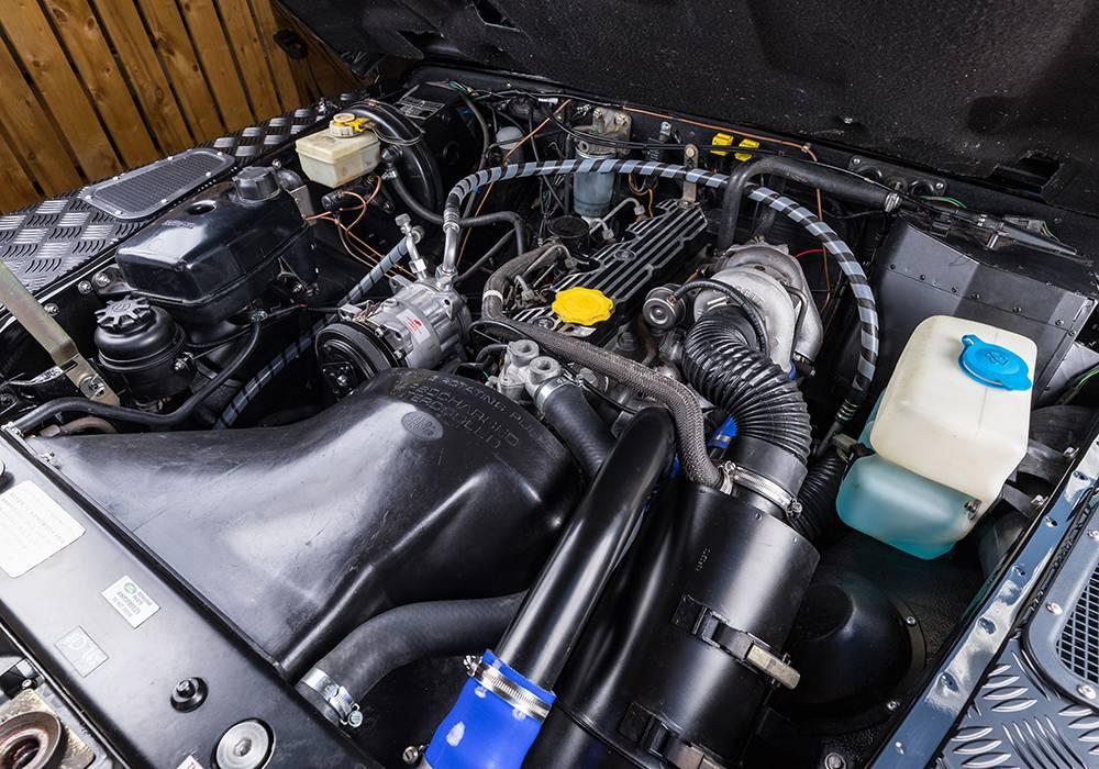 TATC D 90 Beluga Engine