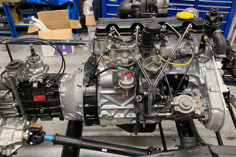 full engine rebuilds
