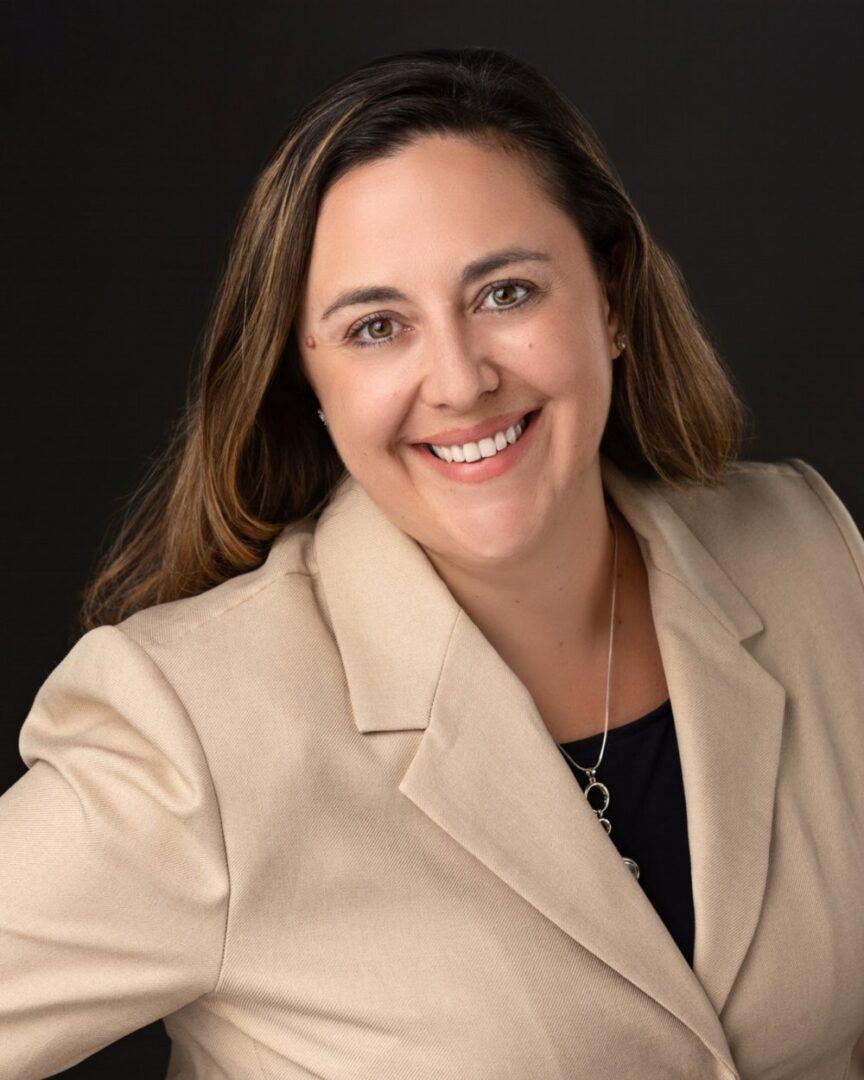 Anna Blanchard, CIC