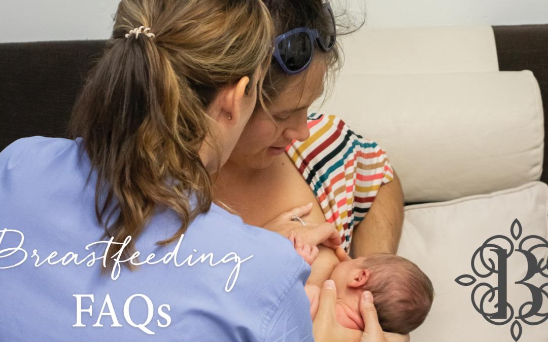 Breastfeeding FAQ