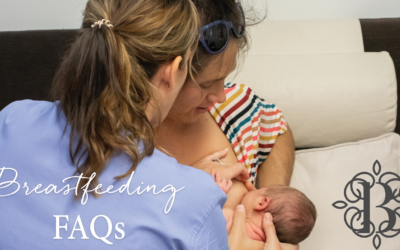 Frequently Asked Questions On Breastfeeding