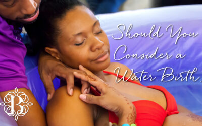 Should You Consider a Water Birth?