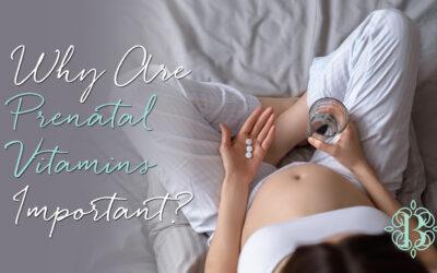 Why Are Prenatal Vitamins Important?