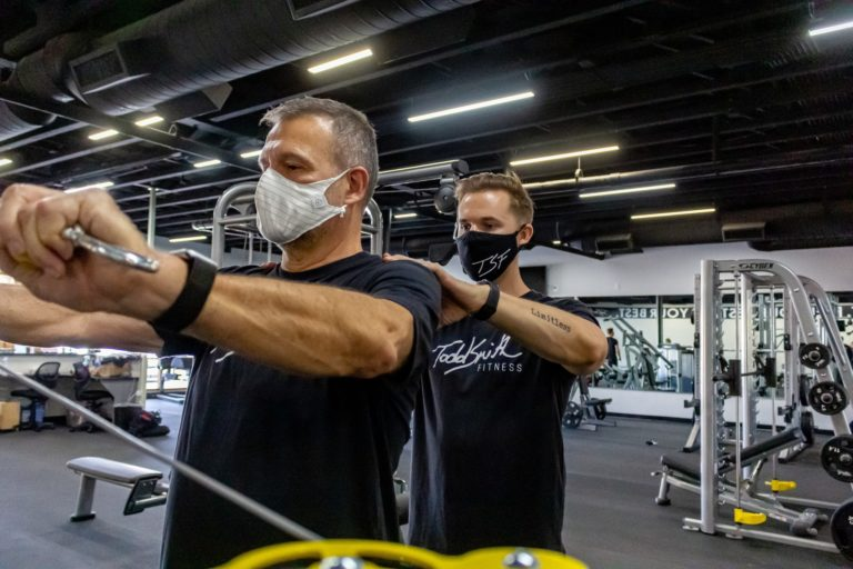 Todd-Smith-Fitness-Phoenix-AZ-high-cable-lat-extension