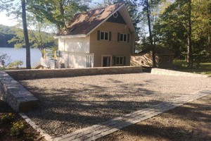 Driveway Gravel Project