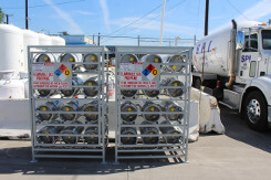 Small Propane Tanks