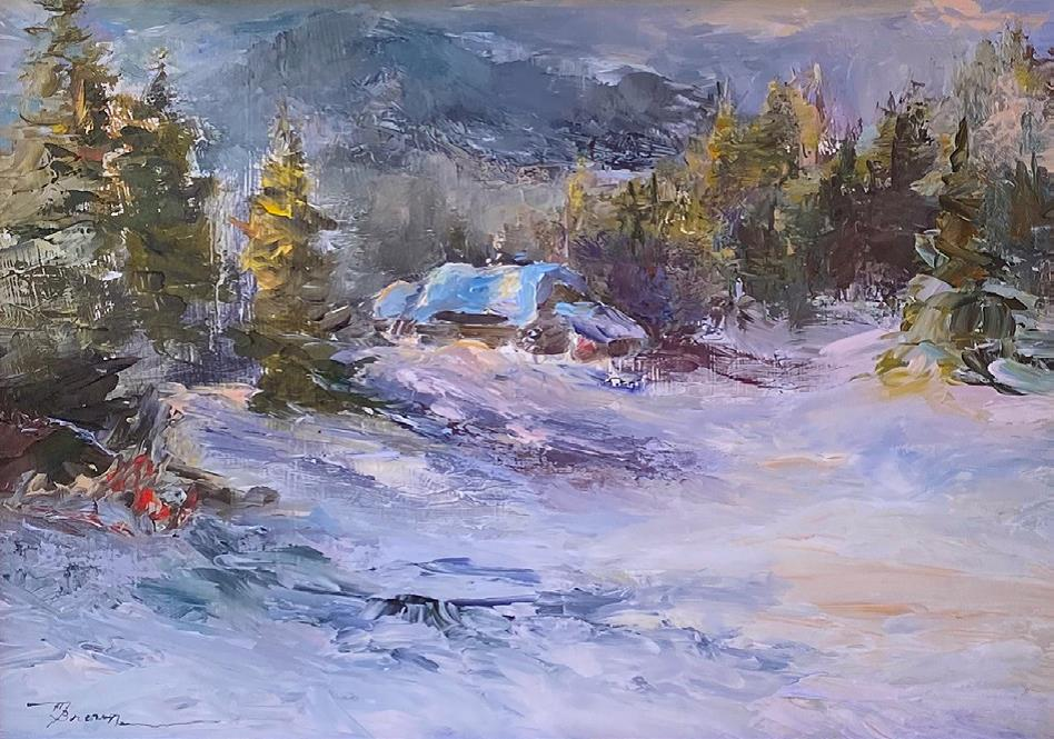 Snowbound - Marnell Brown