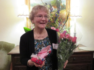 2019 Red Shoe Award Recipient Joanne Foran