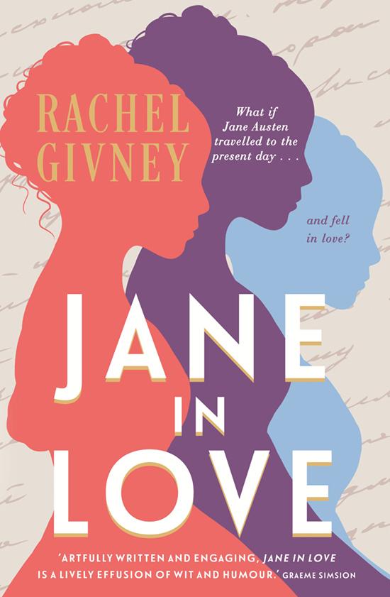 Jane in Love book cover