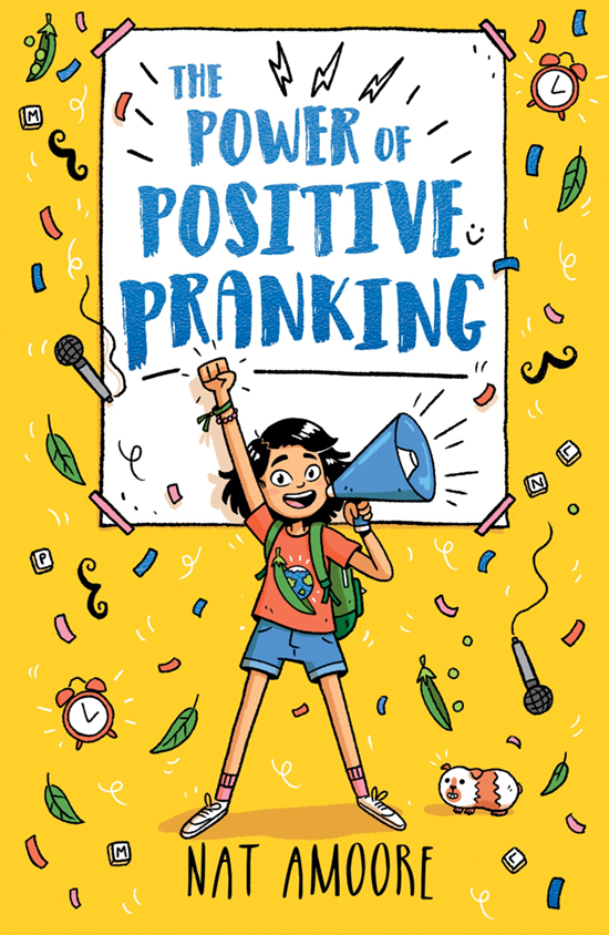 Power of Positive Pranking book cover
