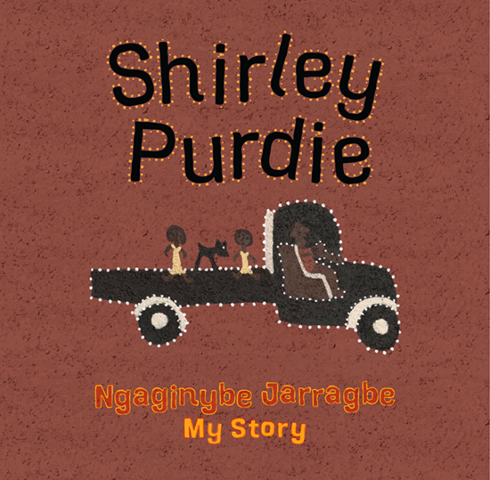 Shirley Purdie book cover