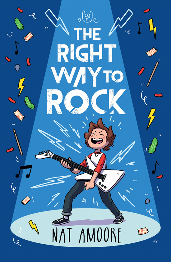 The Right Way to Rock book cover
