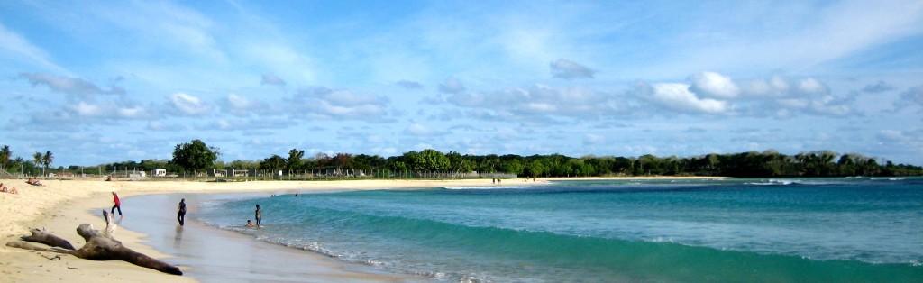 Fiji Natandola Beach Coastal Christmas