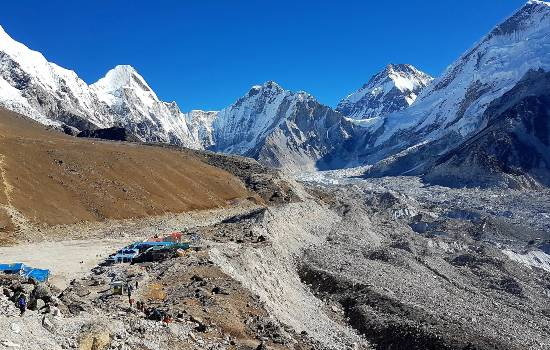Everest Base Camp Trek 14 Days Itinerary