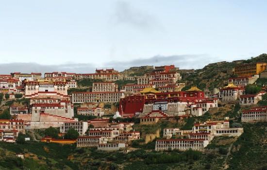 Tibet Ganden Samye Trek