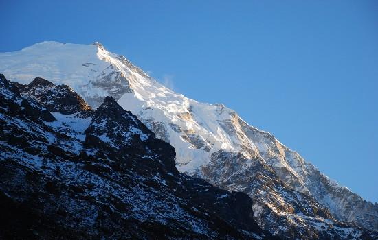 Langtang Valley Heli Day Tour