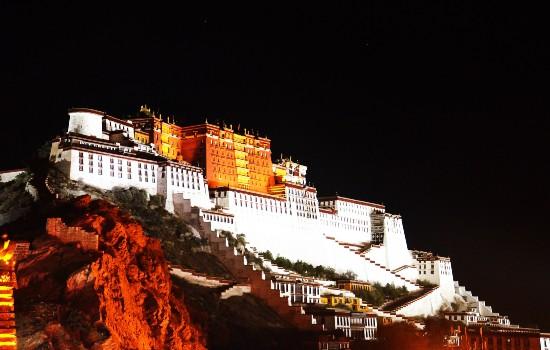 Lhasa City Tibet Tour 4-Days