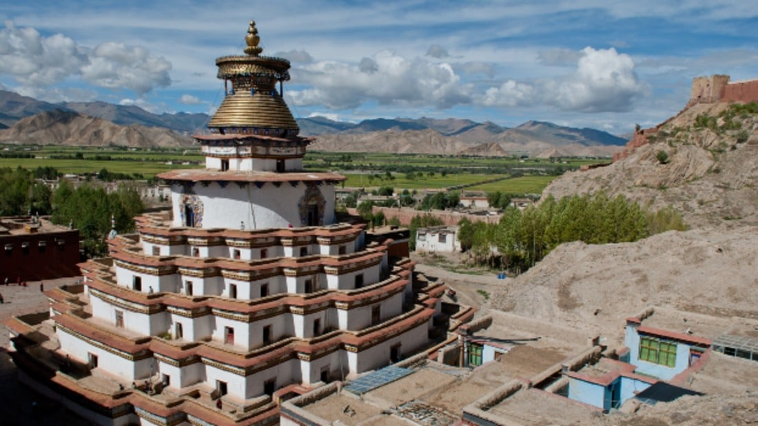 Things To Do In Gyantse