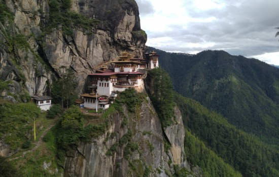 Bhutan Tour Package with Tiger's Nest Hike